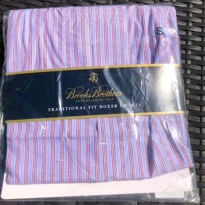 NWT Brooks Brothers Boxer Shorts Small  30-32